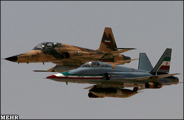 Pesawat Tempur Iran,  Saeqe,  Lulus Uji Terbang