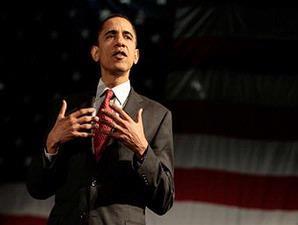 Obama Akhirnya Keluar dari Gereja