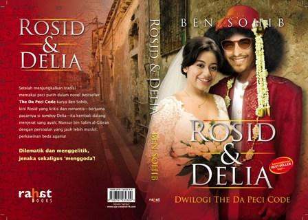 """""""Rosid dan Delia"""", Novel Kedua Ben Sohib"""