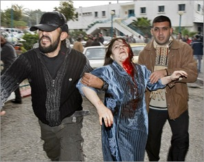israel-bantai-wanita-gaza