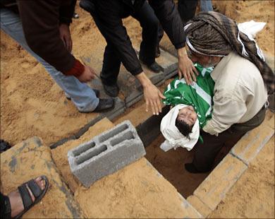 pemakaman-bocah-syahid-gaza