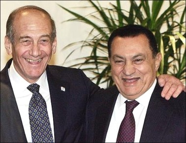 egyptian_president_hosni_mubarak_and_the_israeli_pm_ehod_olmert__file_2007