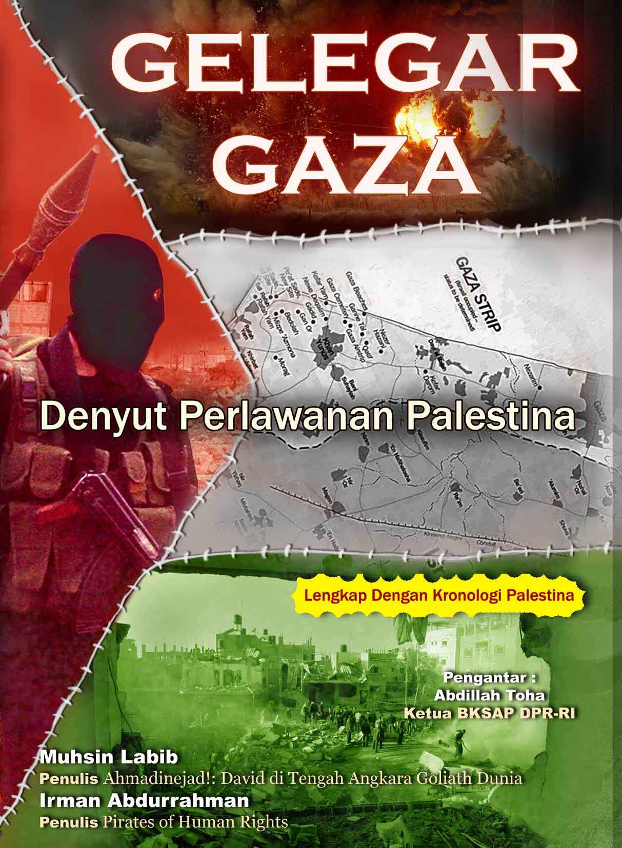 "Coming Soon! ""GELEGAR GAZA"""