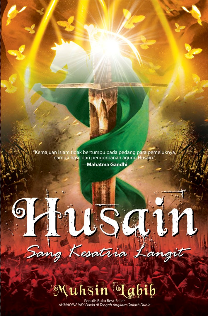 Novel HUSAIN, SANG KSATRIA LANGIT Reload…